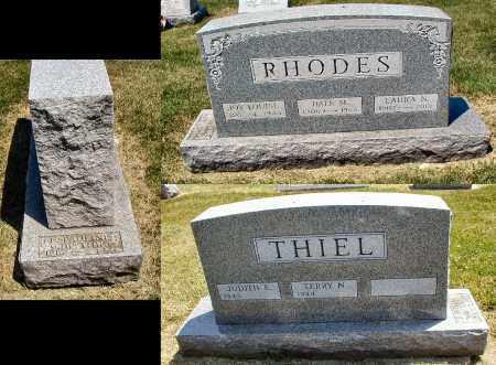 RHODES, DALE M. - DuPage County, Illinois | DALE M. RHODES - Illinois Gravestone Photos