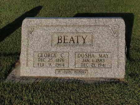 BEATY, GEORGE C - Franklin County, Illinois | GEORGE C BEATY - Illinois Gravestone Photos