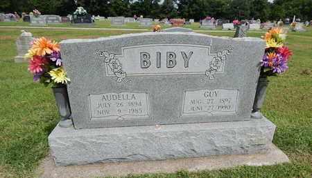 BIBY, AUDELLA - Franklin County, Illinois   AUDELLA BIBY - Illinois Gravestone Photos