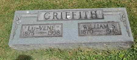 GRIFFITH, WILLIAM S - Franklin County, Illinois | WILLIAM S GRIFFITH - Illinois Gravestone Photos