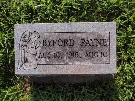PAYNE, BYFORD - Franklin County, Illinois | BYFORD PAYNE - Illinois Gravestone Photos