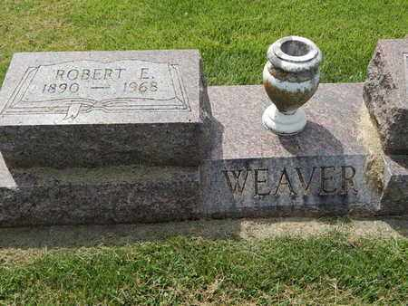 WEAVER, ROBERT E - Franklin County, Illinois | ROBERT E WEAVER - Illinois Gravestone Photos