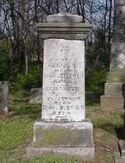 HART CRENSHAW, ELIZABETH - Gallatin County, Illinois | ELIZABETH HART CRENSHAW - Illinois Gravestone Photos