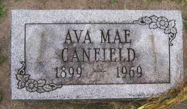 CANFIELD, AVA MAE - Hancock County, Illinois | AVA MAE CANFIELD - Illinois Gravestone Photos