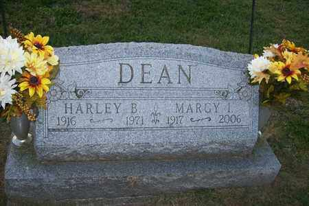 DEAN, HARLEY B. - Hancock County, Illinois   HARLEY B. DEAN - Illinois Gravestone Photos