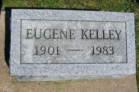 KELLEY, EUGENE - Hancock County, Illinois | EUGENE KELLEY - Illinois Gravestone Photos