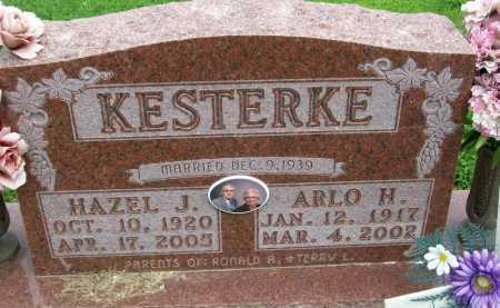 KESTERKE, GRACE J. - Hancock County, Illinois | GRACE J. KESTERKE - Illinois Gravestone Photos