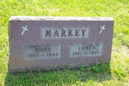 MARKEY, JAMES - Hancock County, Illinois | JAMES MARKEY - Illinois Gravestone Photos