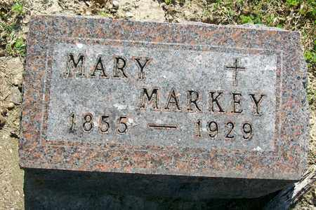 MARKEY, MARY - Hancock County, Illinois | MARY MARKEY - Illinois Gravestone Photos