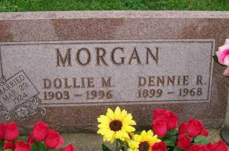 MORGAN, DOLLIE M. - Hancock County, Illinois | DOLLIE M. MORGAN - Illinois Gravestone Photos