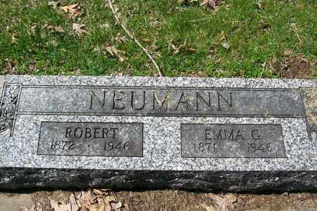 NEUMANN, EMMA - Hancock County, Illinois | EMMA NEUMANN - Illinois Gravestone Photos