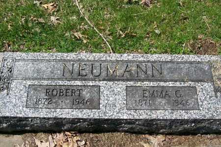 NEUMANN, ROBERT - Hancock County, Illinois | ROBERT NEUMANN - Illinois Gravestone Photos