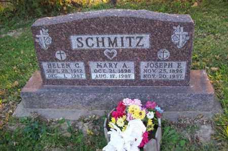 SCHMITZ, JOSEPH F. - Hancock County, Illinois | JOSEPH F. SCHMITZ - Illinois Gravestone Photos