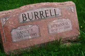 BURRELL, HERMAN O. - Henderson County, Illinois   HERMAN O. BURRELL - Illinois Gravestone Photos