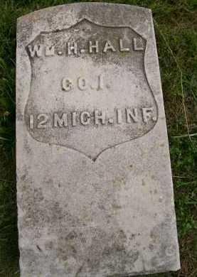 HALL, WM. H. - Henderson County, Illinois | WM. H. HALL - Illinois Gravestone Photos