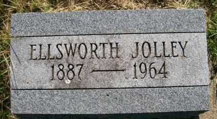 JOLLEY, ELLSWORTH - Henderson County, Illinois | ELLSWORTH JOLLEY - Illinois Gravestone Photos