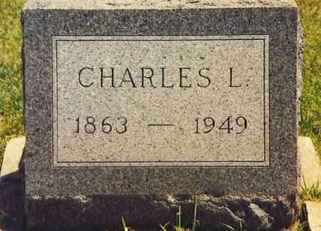 KILGORE, CHARLES L. - Henderson County, Illinois | CHARLES L. KILGORE - Illinois Gravestone Photos