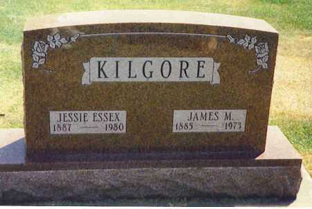 ESSEX KILGORE, JESSE MAE - Henderson County, Illinois | JESSE MAE ESSEX KILGORE - Illinois Gravestone Photos