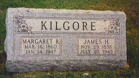 KILGORE, MARGARET ROSE - Henderson County, Illinois | MARGARET ROSE KILGORE - Illinois Gravestone Photos