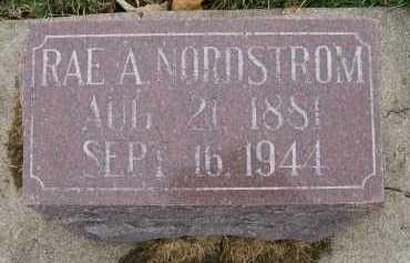 NORDSTROM, RAE A. - Henderson County, Illinois   RAE A. NORDSTROM - Illinois Gravestone Photos