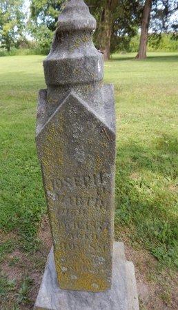 MARTIN, JOSEPH - Jefferson County, Illinois   JOSEPH MARTIN - Illinois Gravestone Photos