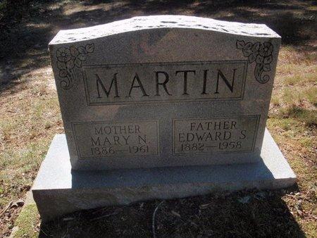 MARTIN, EDWARD S - Jefferson County, Illinois | EDWARD S MARTIN - Illinois Gravestone Photos