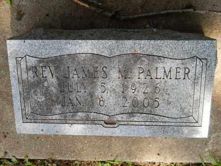 PALMER, JAMES M (REVEREND) - Jefferson County, Illinois | JAMES M (REVEREND) PALMER - Illinois Gravestone Photos
