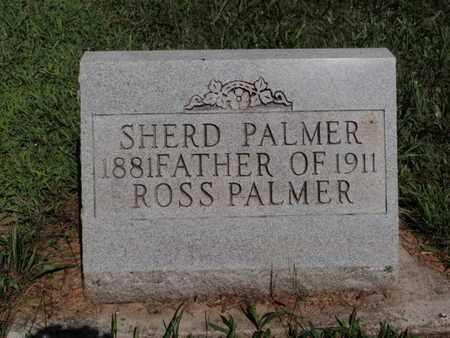 PALMER, SHERD - Jefferson County, Illinois | SHERD PALMER - Illinois Gravestone Photos