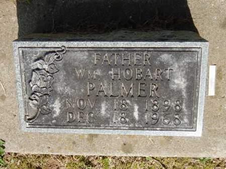 PALMER, WILLIAM HOBART - Jefferson County, Illinois | WILLIAM HOBART PALMER - Illinois Gravestone Photos