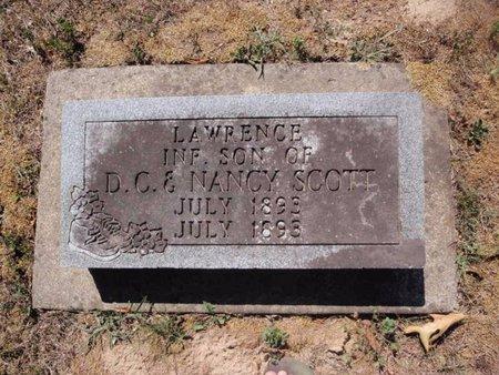 SCOTT, LAWRENCE - Jefferson County, Illinois | LAWRENCE SCOTT - Illinois Gravestone Photos