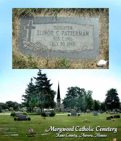 PATTERMAN, ELINOR - Kane County, Illinois | ELINOR PATTERMAN - Illinois Gravestone Photos
