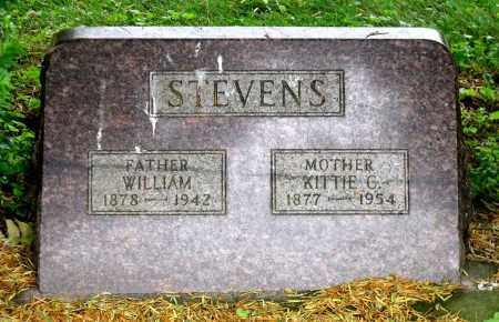 STEVENS, KITTIE G. - Kane County, Illinois   KITTIE G. STEVENS - Illinois Gravestone Photos