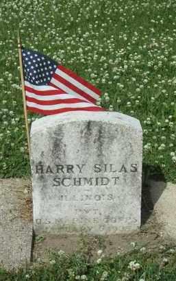 HARRY, SCHMIDT - Kendall County, Illinois | SCHMIDT HARRY - Illinois Gravestone Photos
