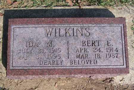 WILKINS, IDA MAE - Marion County, Illinois   IDA MAE WILKINS - Illinois Gravestone Photos