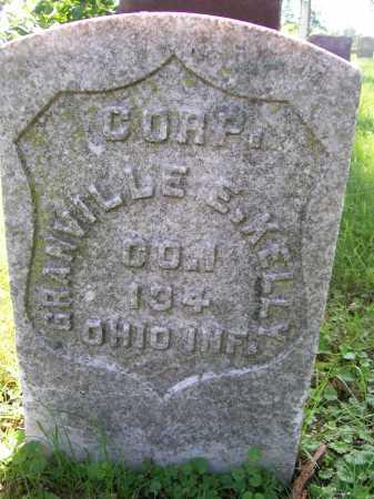 KELLY, GRANVILLE E. - McDonough County, Illinois | GRANVILLE E. KELLY - Illinois Gravestone Photos