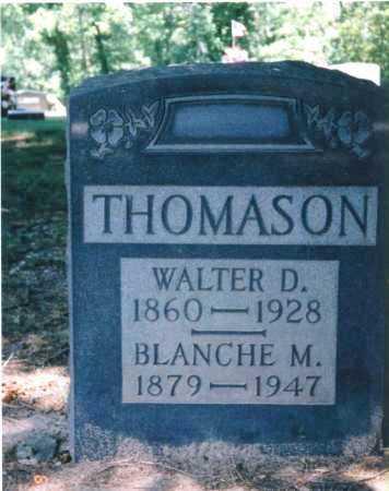 HINES THOMASON, BLANCHE M - Menard County, Illinois | BLANCHE M HINES THOMASON - Illinois Gravestone Photos