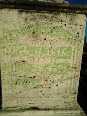 BROCKHOUSE, HARMON G. - Morgan County, Illinois | HARMON G. BROCKHOUSE - Illinois Gravestone Photos