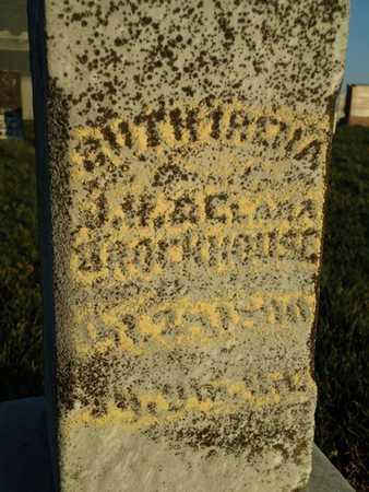 BROCKHOUSE, RUTH IRENA - Morgan County, Illinois   RUTH IRENA BROCKHOUSE - Illinois Gravestone Photos