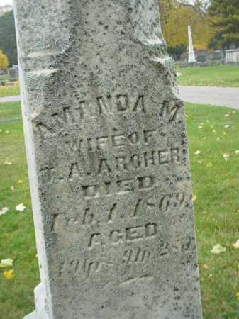 ARCHER, AMANDA M. - Ogle County, Illinois | AMANDA M. ARCHER - Illinois Gravestone Photos