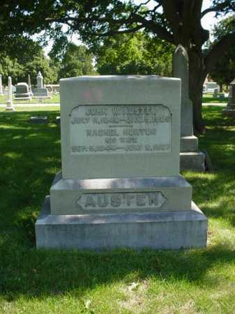 AUSTEN, JOHN - Ogle County, Illinois | JOHN AUSTEN - Illinois Gravestone Photos