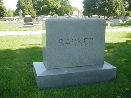 BARKER, FAMILY STONE - Ogle County, Illinois | FAMILY STONE BARKER - Illinois Gravestone Photos