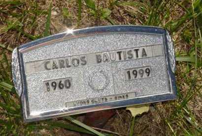 BAUTISTA, CARLOS - Ogle County, Illinois | CARLOS BAUTISTA - Illinois Gravestone Photos