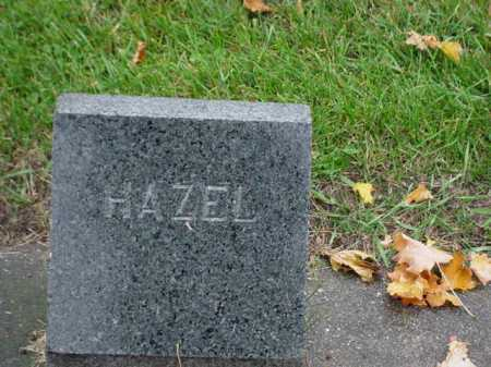 BAXTER, HAZEL - Ogle County, Illinois | HAZEL BAXTER - Illinois Gravestone Photos