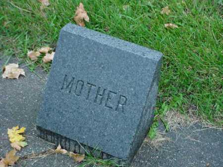 BAXTER, MOTHER - Ogle County, Illinois | MOTHER BAXTER - Illinois Gravestone Photos