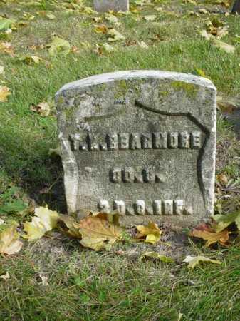 BEARMORE, T K - Ogle County, Illinois | T K BEARMORE - Illinois Gravestone Photos
