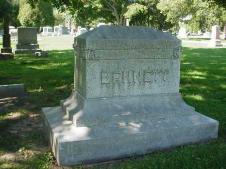 BENNETT, FAMILY STONE - Ogle County, Illinois | FAMILY STONE BENNETT - Illinois Gravestone Photos