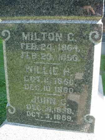 BOYLE, WILLIE - Ogle County, Illinois | WILLIE BOYLE - Illinois Gravestone Photos