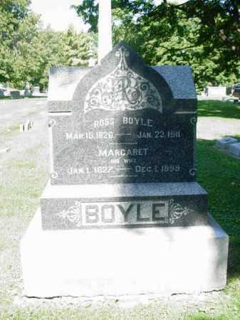 BOYLE, MARGARET - Ogle County, Illinois | MARGARET BOYLE - Illinois Gravestone Photos