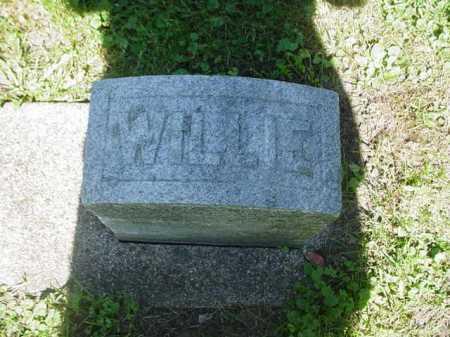 BOYLE, WILLIE - Ogle County, Illinois   WILLIE BOYLE - Illinois Gravestone Photos