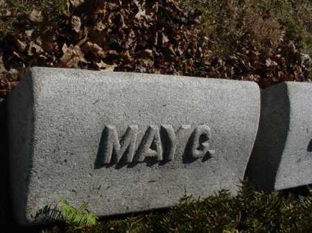BRAIDEN, MAY - Ogle County, Illinois | MAY BRAIDEN - Illinois Gravestone Photos